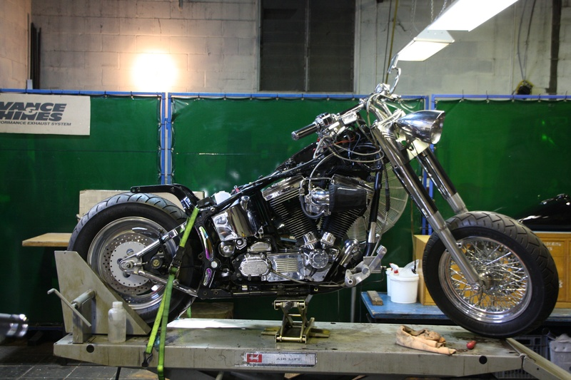 MARKS SOFTAIL HERITAGE BIG JOB MARK